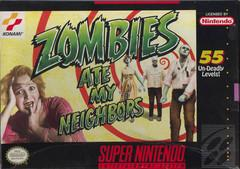 Zombies Ate My Neighbors Super Nintendo Prices