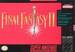 Final Fantasy II Super Nintendo Prices
