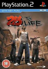25 to Life PAL Playstation 2 Prices