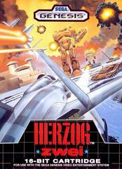 Herzog Zwei Sega Genesis Prices