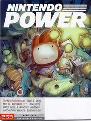 [Volume 253] Scribblenauts 2 Nintendo Power Prices