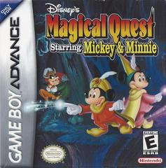 Magical Quest Starring Mickey and Minnie GameBoy Advance Prices