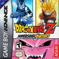 Dragon Ball Z Supersonic Warriors GameBoy Advance Prices