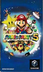 Manual - Front | Mario Party 5 Gamecube