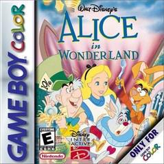 Alice in Wonderland GameBoy Color Prices