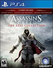 Assassin's Creed The Ezio Collection Playstation 4 Prices