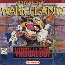 Wario Land - Front | Wario Land Virtual Boy