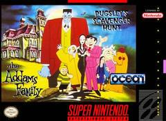 Addams Family Pugsley's Scavenger Hunt Super Nintendo Prices