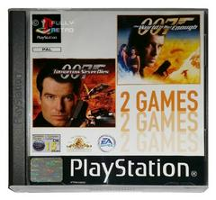 007 The World is Not Enough & Tomorrow Never Dies 2 Games PAL Playstation Prices