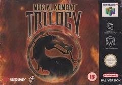 Mortal Kombat Trilogy PAL Nintendo 64 Prices