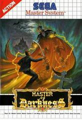 Master of Darkness PAL Sega Master System Prices