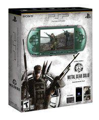 PSP 3000 Limited Edition Metal Gear Version [Green] PSP Prices