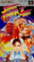 Street Fighter II Turbo Super Famicom Prices