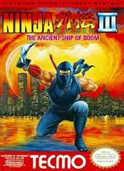 Ninja Gaiden Iii Ancient Ship Of Doom Prices Nes Compare Loose