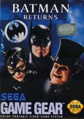 Batman Returns Sega Game Gear Prices