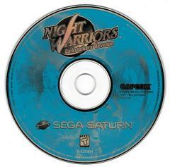 Game Disc | Night Warriors Darkstalkers' Revenge Sega Saturn