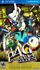 Persona 4 Golden: Solid Gold Premium Edition Playstation Vita Prices