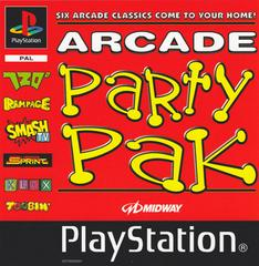 Arcade Party Pak PAL Playstation Prices