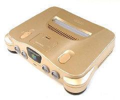 Gold Nintendo 64 System Nintendo 64 Prices