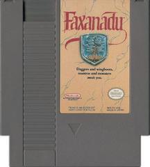 Cartridge   Faxanadu NES