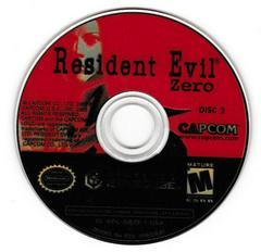 Game Disc 2 | Resident Evil Zero Gamecube