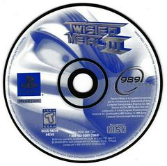 Game Disc | Twisted Metal 3 Playstation
