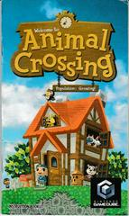 Manual - Front | Animal Crossing Gamecube