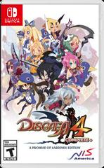 Disgaea 4 Complete+ Nintendo Switch Prices