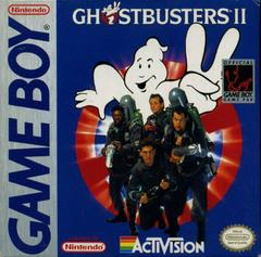 Blue Cover Version. | Ghostbusters II GameBoy