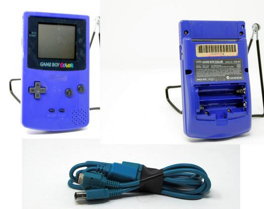 Game Boy Color Grape photo