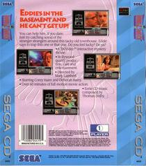 Double Switch - Back | Double Switch Sega CD