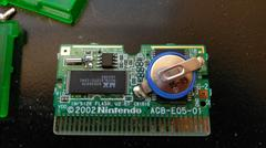 Board Front Only   Pokemon Emerald GameBoy Advance