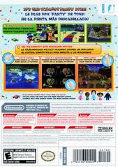 Back Cover | Mario Party 8 Wii
