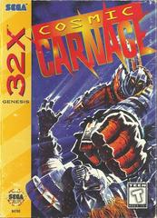 Cosmic Carnage Sega 32X Prices