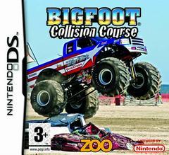 Bigfoot Collision Course PAL Nintendo DS Prices