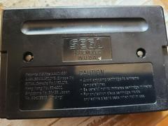 Cartridge - Reverse   Greatest Heavyweights Sega Genesis