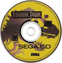 Jurassic Park - Disc | Jurassic Park Sega CD