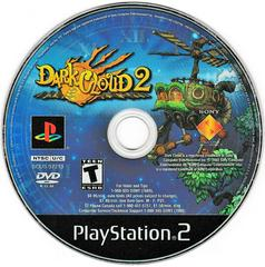 Game Disc | Dark Cloud 2 Playstation 2
