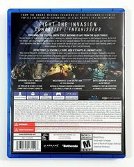 US/CND Back | Prey Playstation 4