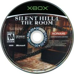Disc | Silent Hill 4: The Room Xbox