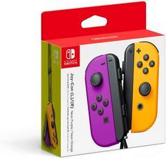 Joy-Con Neon Purple & Neon Orange Nintendo Switch Prices