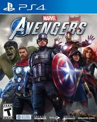 Marvel Avengers Playstation 4 Prices