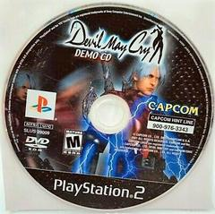 Devil May Cry Demo CD | Resident Evil Code Veronica X Playstation 2