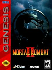 Mortal Kombat II Sega Genesis Prices