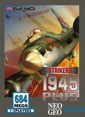 Strikers 1945 Plus Neo Geo Prices