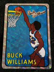 Buck Williams Basketball Cards 1985 Prism Jewel Stickers Prices