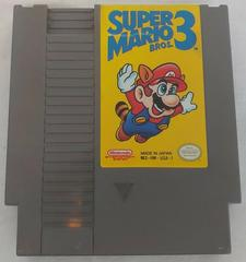 Cartridge | Super Mario Bros 3 NES