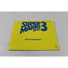 Super Mario Bros 3 - Manual | Super Mario Bros 3 NES