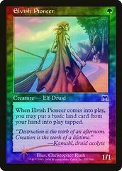 Elvish Pioneer [Foil] Magic Onslaught Prices