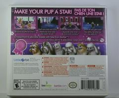 Base Of Case | Barbie: Groom and Glam Pups Nintendo 3DS